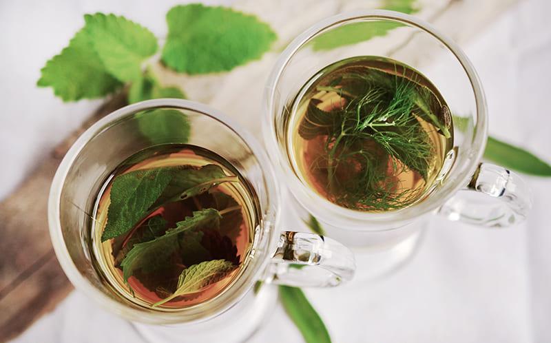 Green tea as a weight loss food