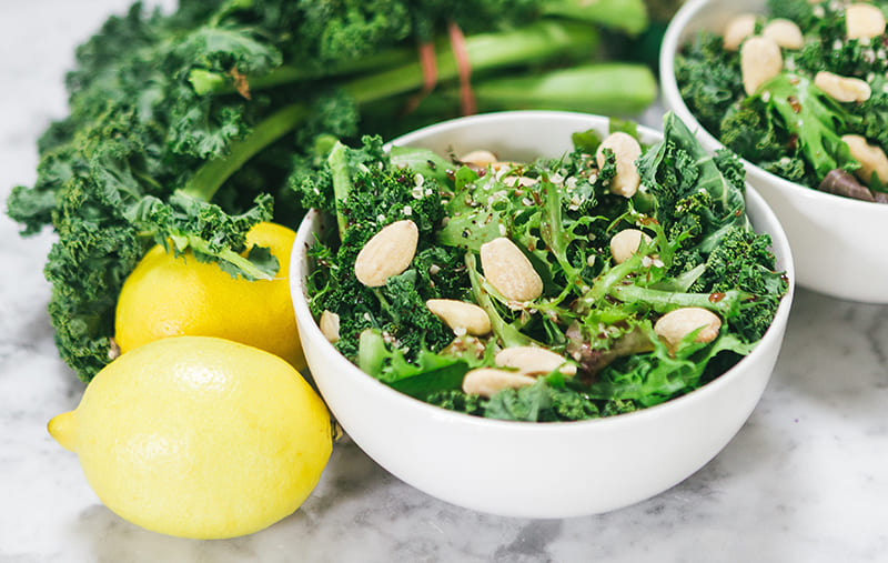 Kale is the best weight loss food