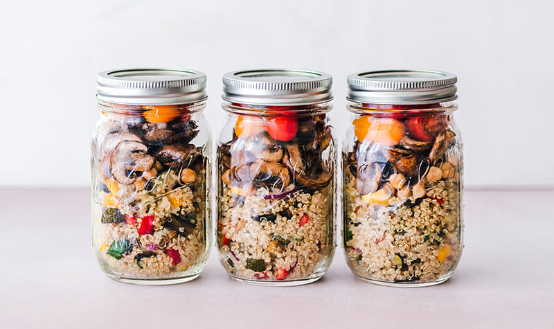 Quinoa is a weight loss food
