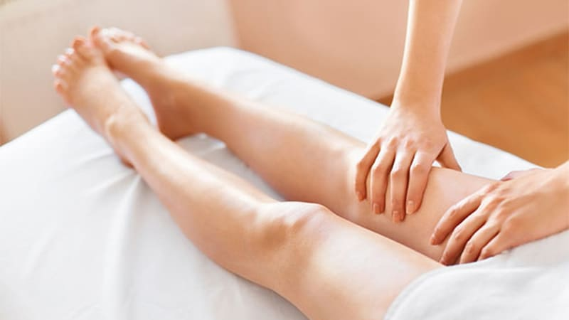 How to lose cellulite on legs, above the knees and on thighs