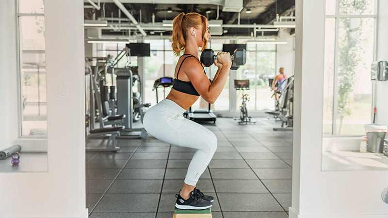 How to get rid of cellulite on legs and thighs by working out